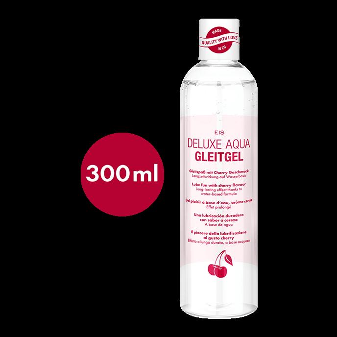 EIS Gleitgele 300 ml 'Kirsche Deluxe Aqua'