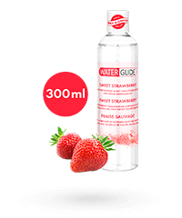 'Erdbeere' für süsse Zweisamkeit, 300ml
