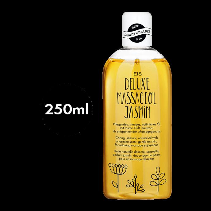´Deluxe Massageöl Jasmin´, 250ml