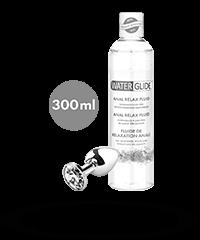 'Anal Relax Fluid' für schmerzfreien Spass, 300ml