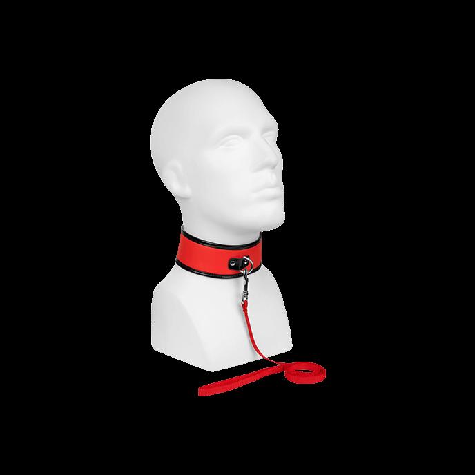 ´Collar & Leash - Halsband mit Druckknopf´