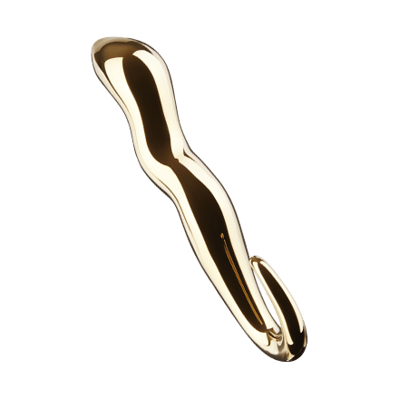 'G01', gold, 18 cm