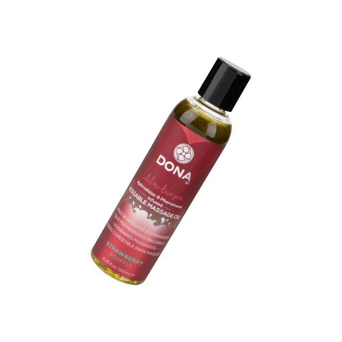 ´Kissable Massage Oil´, 125ml