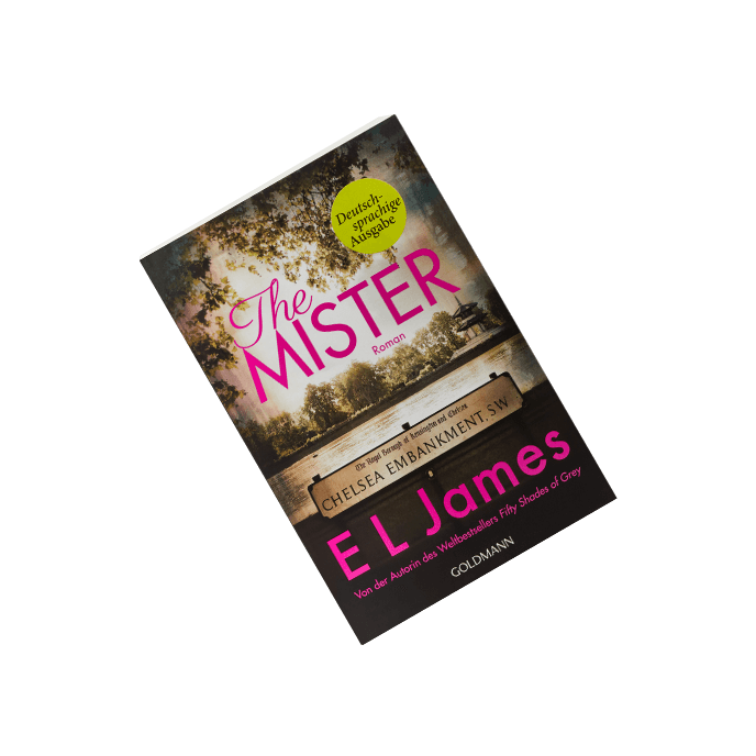 Randomhouse 'The Mister'