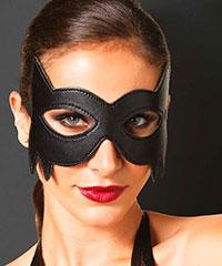 Sexy Augenmaske im Kätzchen-Look