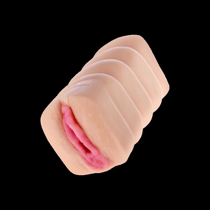 Doc Johnson 'Ashton Moore Pocket Pussy', 14 cm