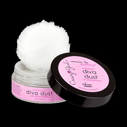 'Diva Dust Silver Vixen', 14g