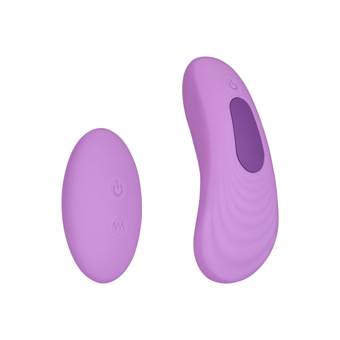 ´Fantasy For Her - Remote Silicone Please-Her´, 9,5 cm