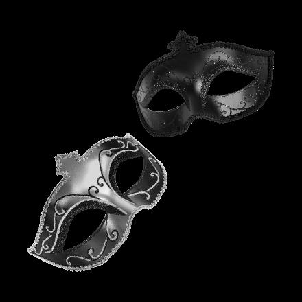 'Masks On', 2Teile