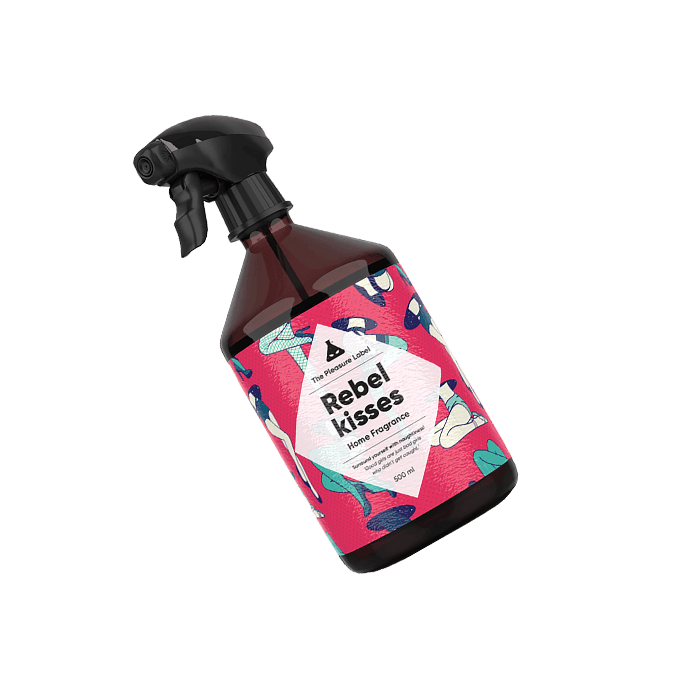 Safe 'Home Fragrance - Rebel Kisses', 500 ml