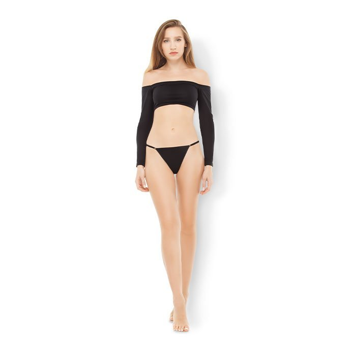 Pink Lipstick 'Down The Tube Seamless Set', 2 Teile, S-L