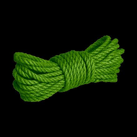 Bondage‑Seil aus Hanf, 8m