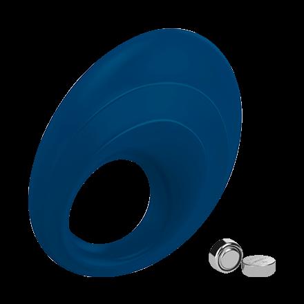 Vibrationsring 'B5' inkl. Batterien, 2,5‑5cm