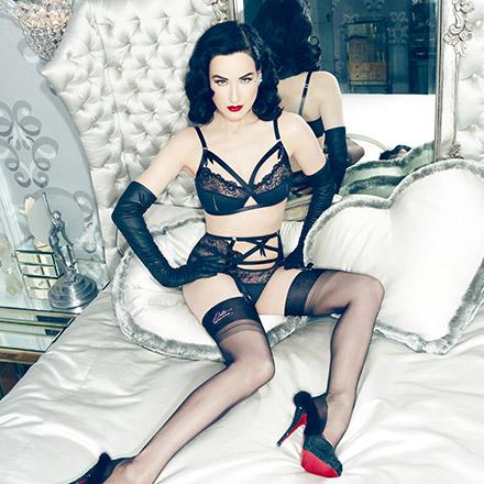 'Madame X - BH ohne Bügel'
