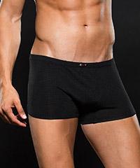 Semitransparente Shorts