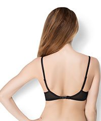 'Graphic Luxe - N/P Bra'