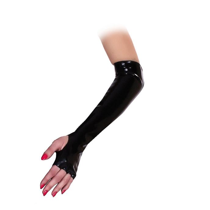Mittellange Handschuhe