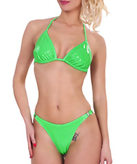 Freches Bikini-Set, 2teilig