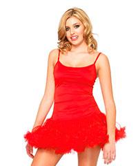 Elegantes Petticoat-Kleid