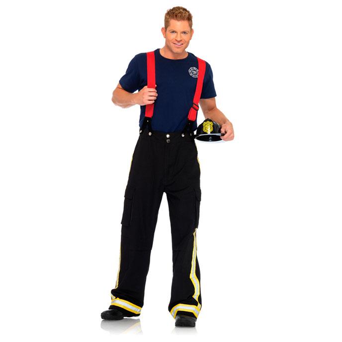 Leg Avenue 'Fire Captain', 3 Teile