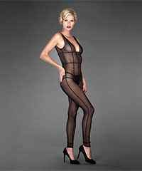 'Villa Bel Ami -Bodystocking'
