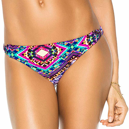 'Krasner - Bikini‑Slip im Retro‑Design'