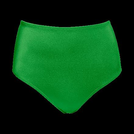 Hochgeschnittener Bikini-Slip