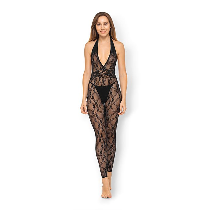 René Rofé 'Lacy Movie Bodystocking'