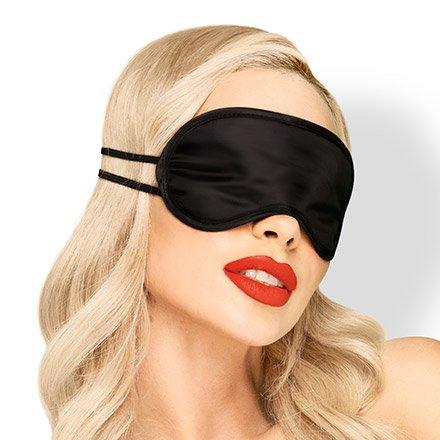 Satin-Augenmaske