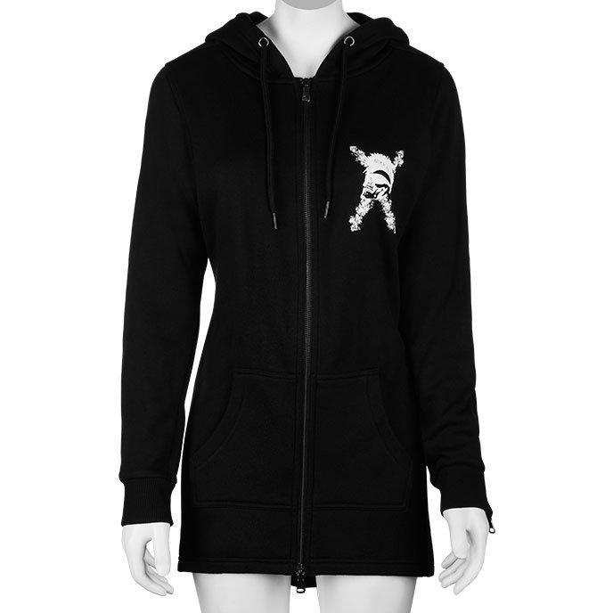 SIXX PAXX 'Ladies Sweat Jacket'