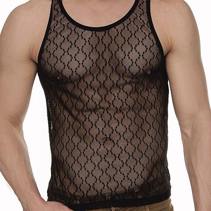Spitzenjunge Shirt aus Spitze