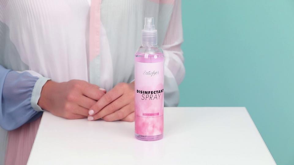 Was macht das 'Disinfectant Spray' von Satisfyer so besonders? EIS weiß Bescheid!