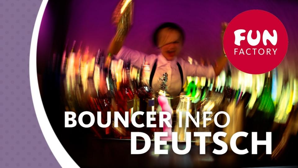 BOUNCER by FUN FACTORY - Produktvideo - deutsch