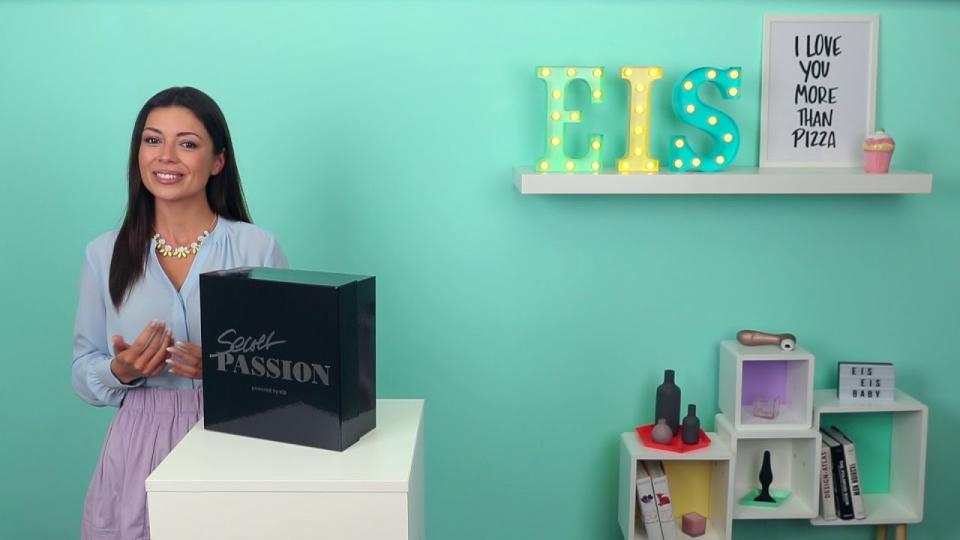 Erotische Abenteuer mit der Paarbox 'Secret Passion'? EIS weiß Bescheid!