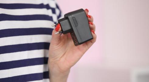 Wie funktioniert das Rimba 'Adapter-Stecker USB - EU' Zubehör? EIS weiß Bescheid.