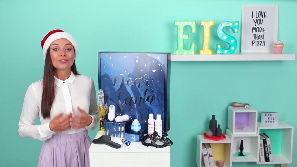 Wie Du Deine Vorfreude mit dem 'EIS Deluxe Adventskalender' steigern kannst? EIS zeigt's Dir!
