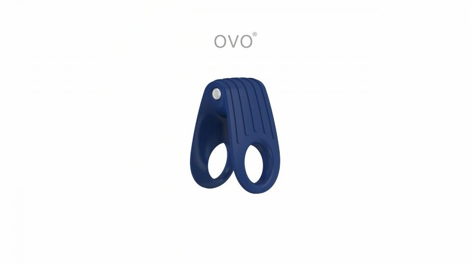ovo - B12 blue (german)