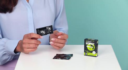 Was die Kondome 'Fresh-Mint' von The Crazy Monkey besonders macht? EIS weiß es!