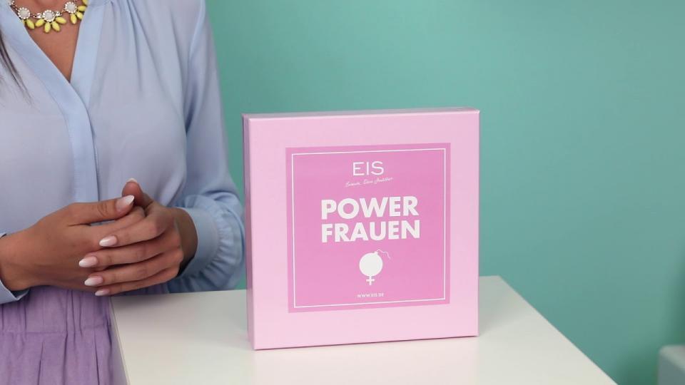 Erotische Abenteuer mit der Für Sie Geschenkbox 'Powerfrau'? EIS erklärt es Dir!