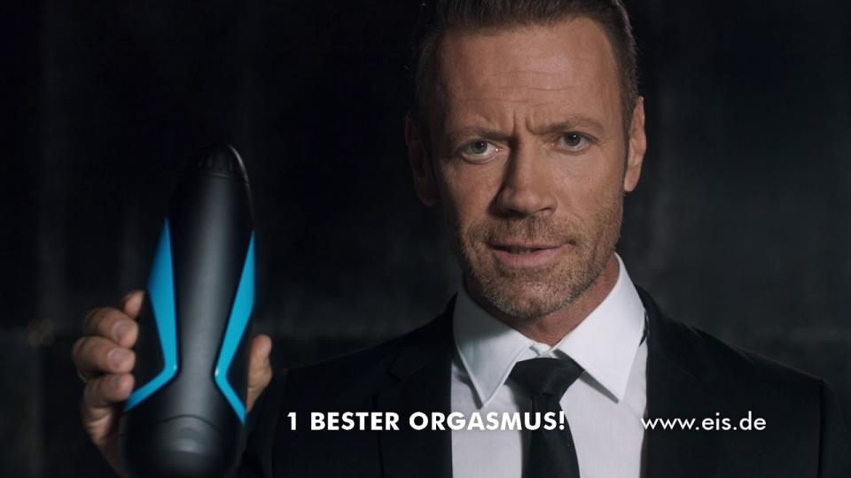 EIS TV-Spot: SATISFYER MEN - Die Masturbator-Revolution für atemberaubende Orgasmen